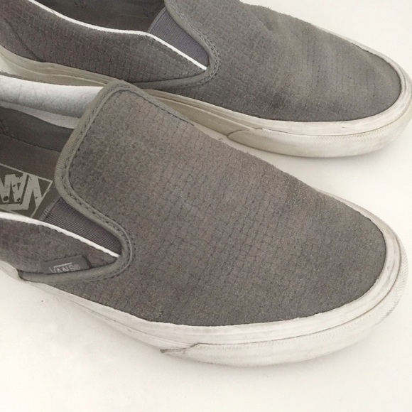e51acc73a7 Vans Classic Slip Ons in Braided Suede. M 5a997cd9caab4493a4e9bd80. Other  Shoes ...